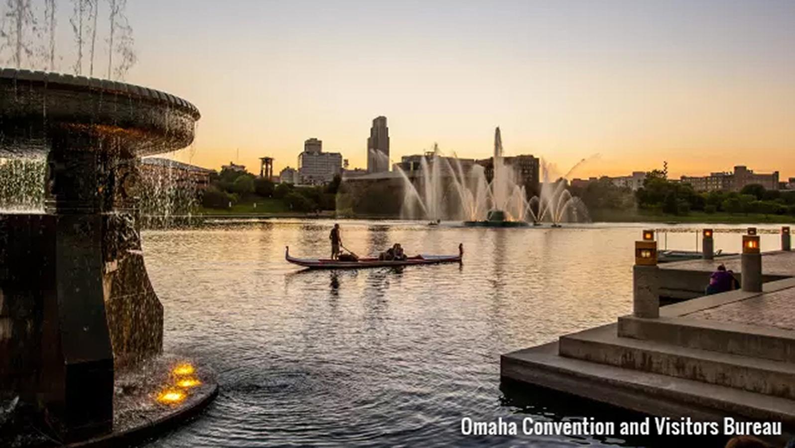 Omaha water activities