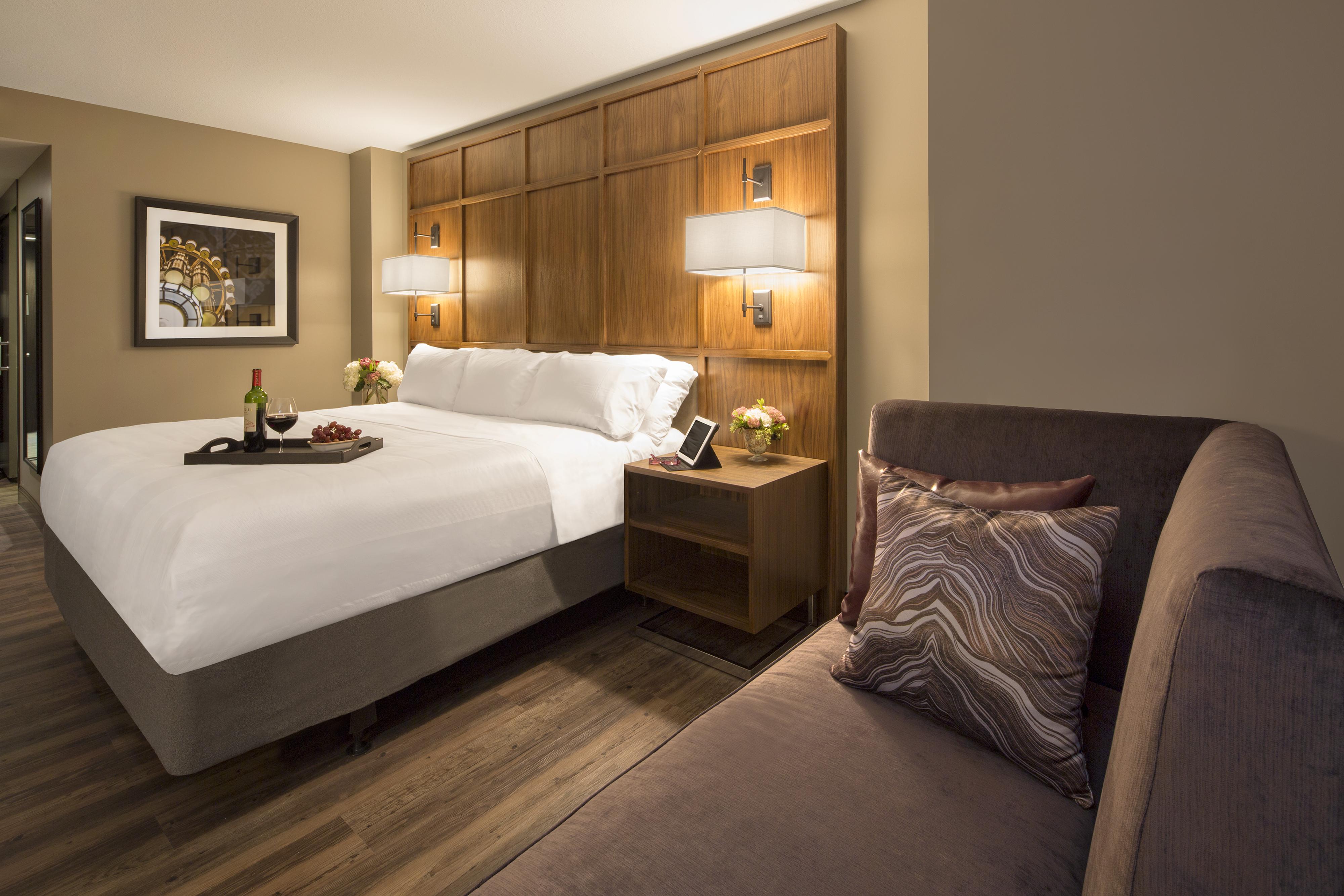 Omaha Hotel Room