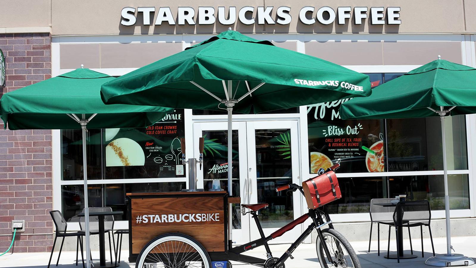 Starbucks Downtown Omaha