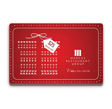 Bonus Holiday Gift Card
