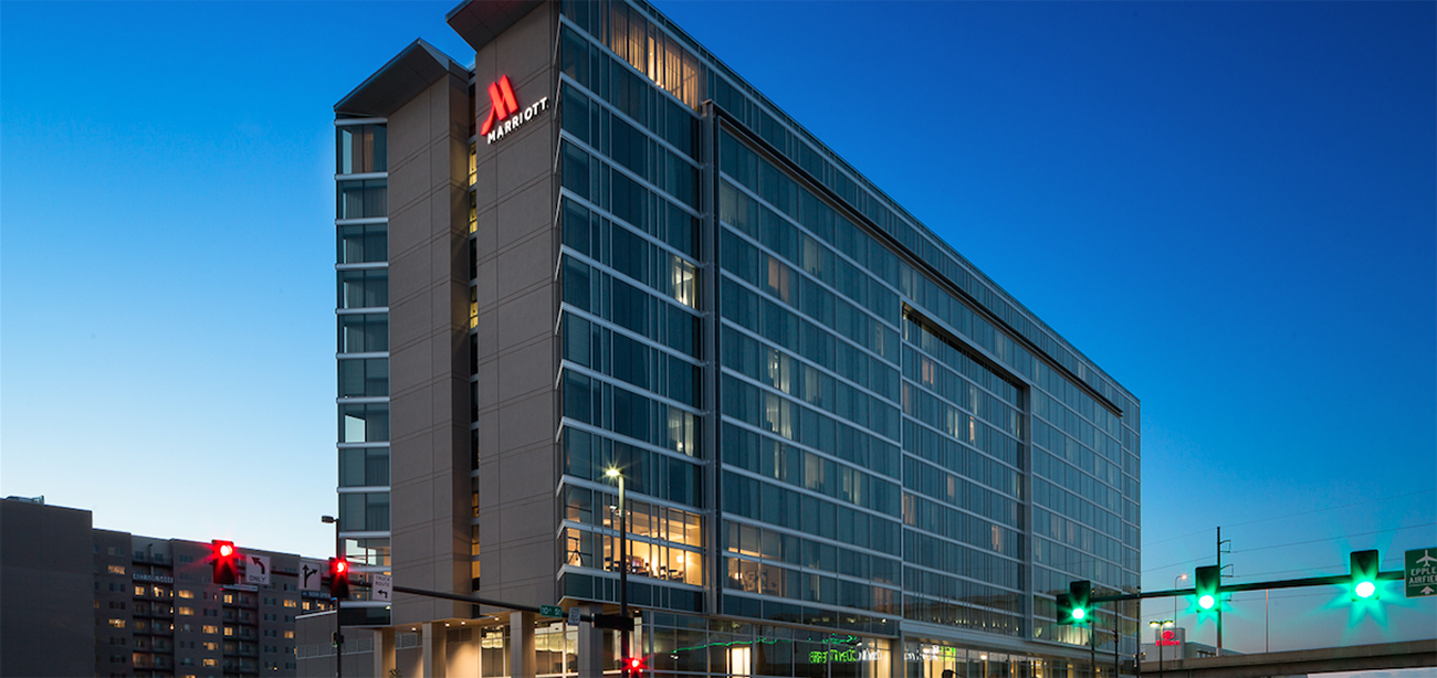 Marriott Omaha Downtown Hotel