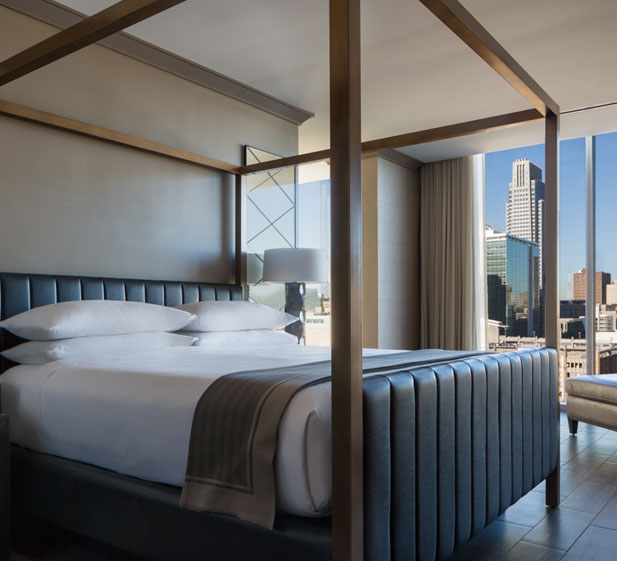 Capitol District guest room