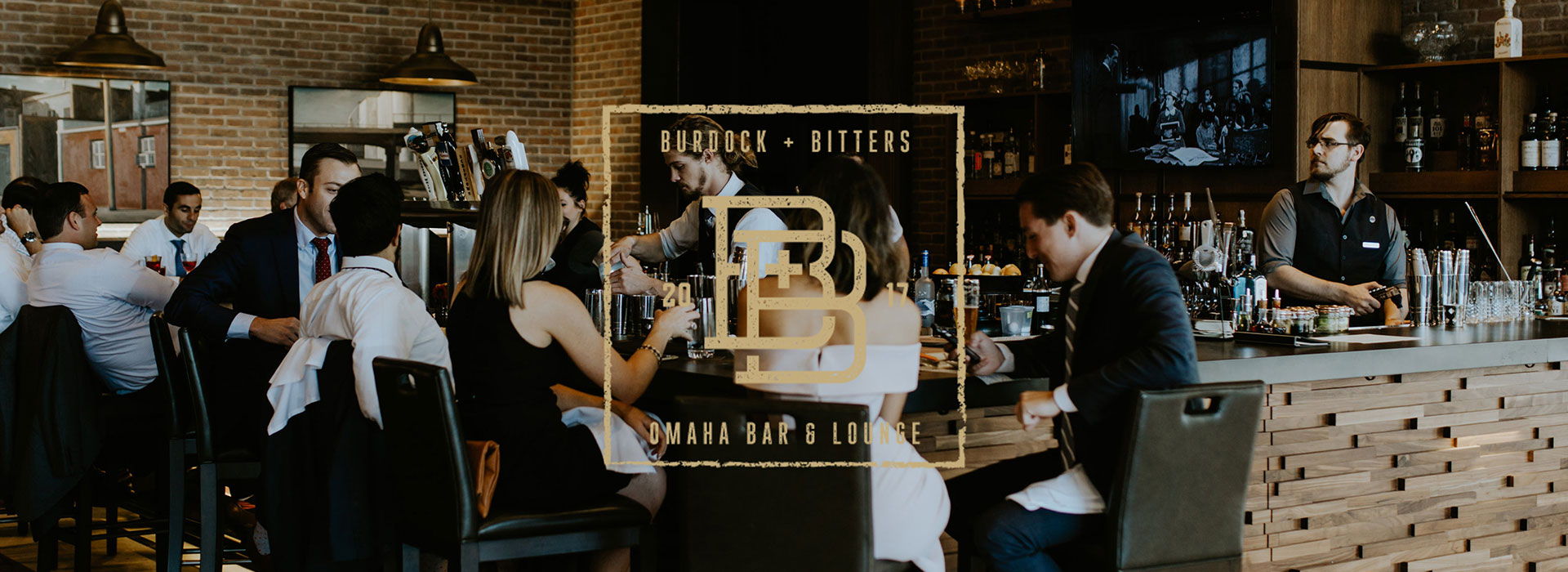 Burdock and Bitters Bar