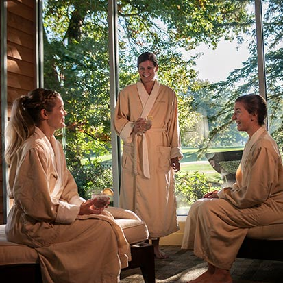Evensong Spa, Green Lake WI, Heidel House Resort & Spa, Wellness Month, January Resolutions, NYE resolutions