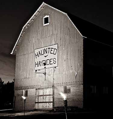 Thumbnail for The Haunted Barn