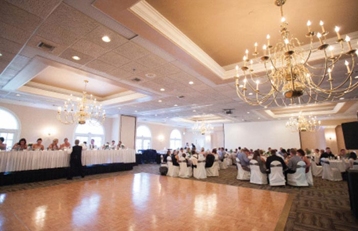 dartford ballroom, wedding, venue, heidel house resort and spa, green lake wi
