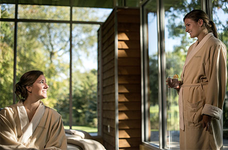 evensong spa, spa getaway, spa group event, green lake wi, heidel house resort & spa