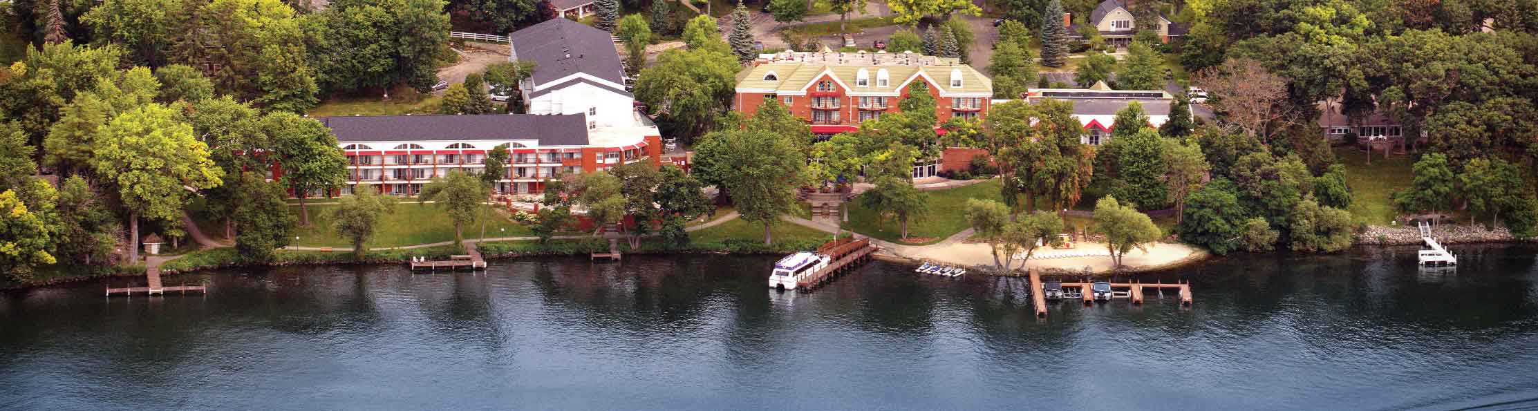 Green Lake WI Resorts - Spa Resorts Wisconsin | Heidel House