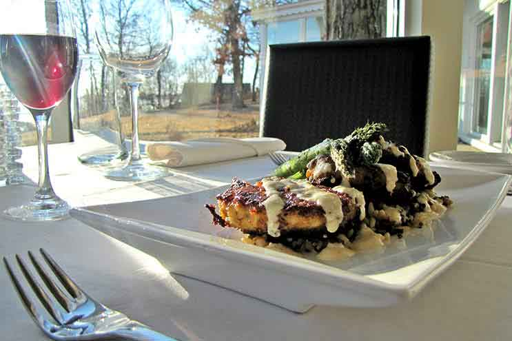 Grey Rock Farm to Table Feature, green lake, wi, heidel house