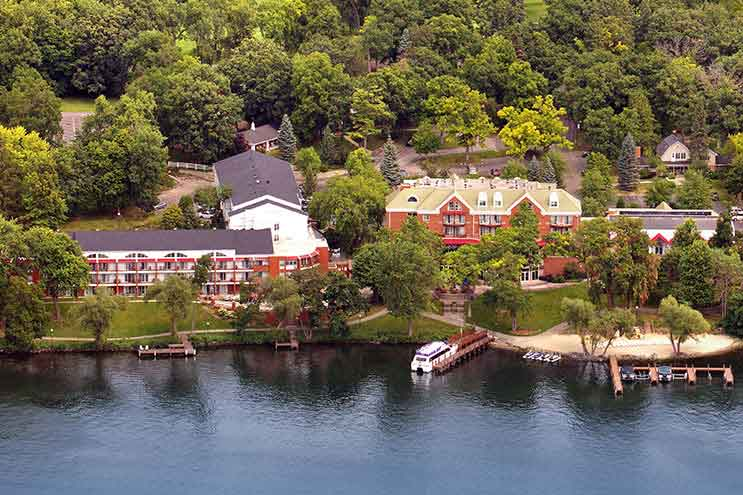 Pick Your Promotion, Heidel House Resort & Spa, Green Lake, WI