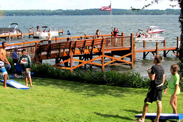 Summer Events, Heidel House Resort & Spa, Green Lake WI