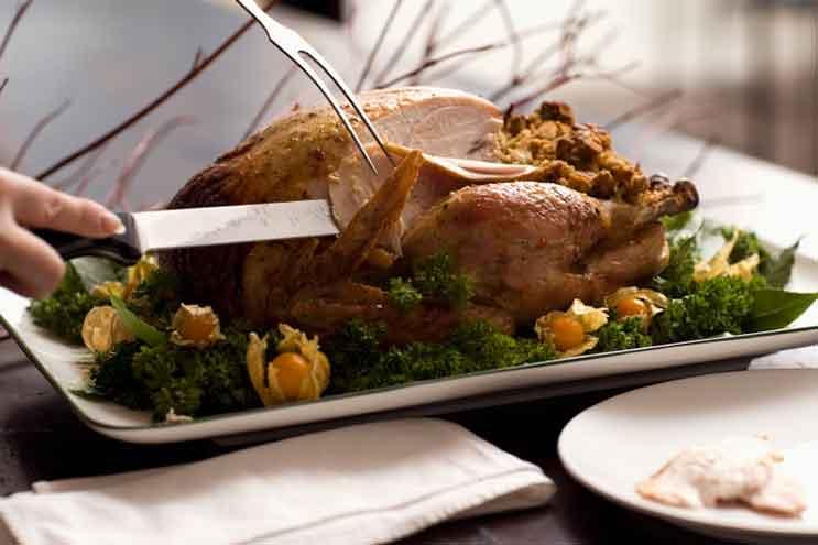thanksgiving buffet, heidel house resort & spa, green lake wi, thanksgiving dinner