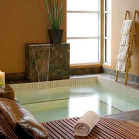 Evensong Spa, Heidel House Resort & Spa, Green Lake, WI