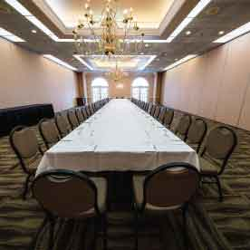 Meeting Space, Heidel House Resort & Spa, Green Lake, WI