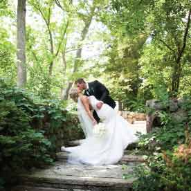 weddings in green lake wisconsin