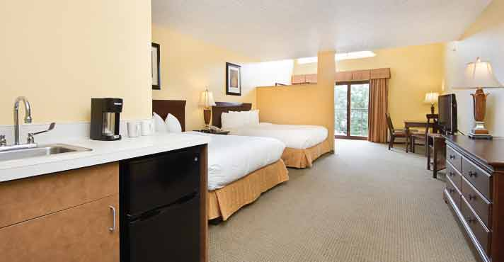 Lakeview Rooms