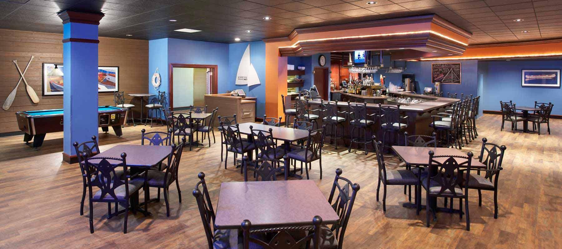 BoatHouse Pub - Dining Room