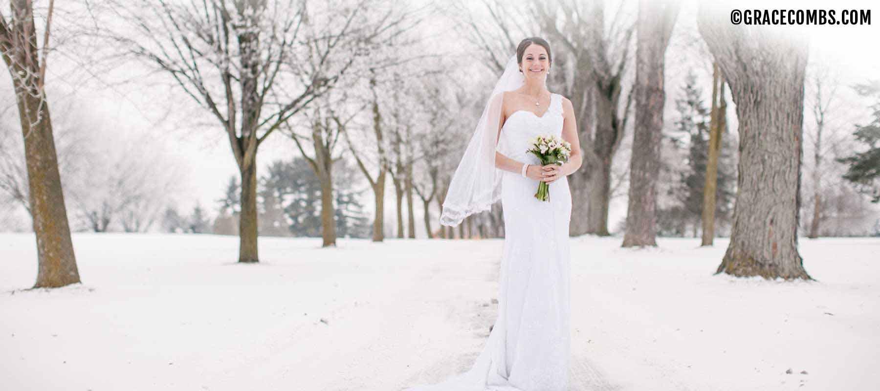 Winter Wonderland Bride