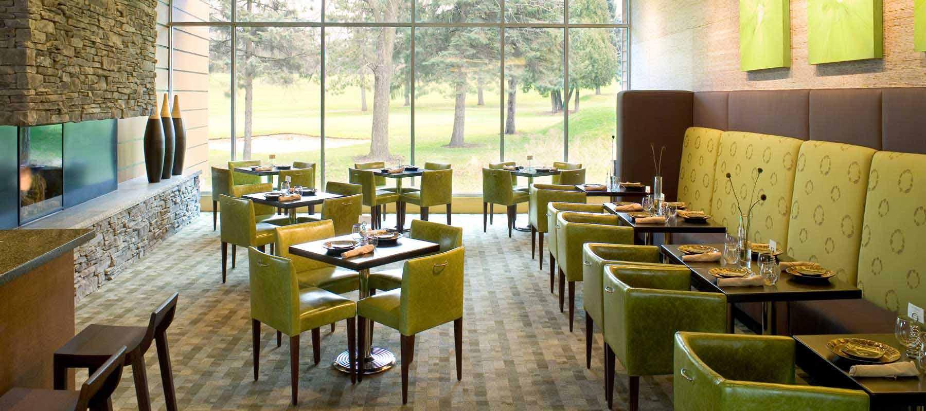 Spa Cafe Dining Room