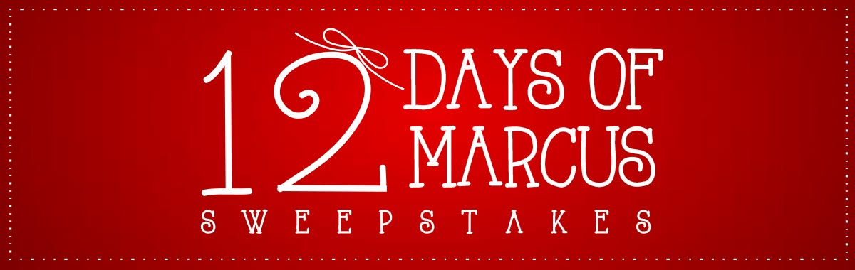 12 days of Marcus sweepstakes