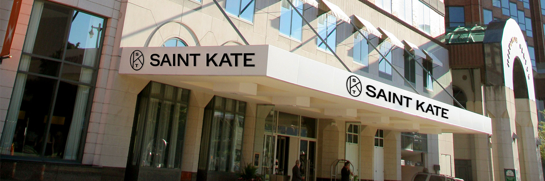 Saint Kate Arts Hotel