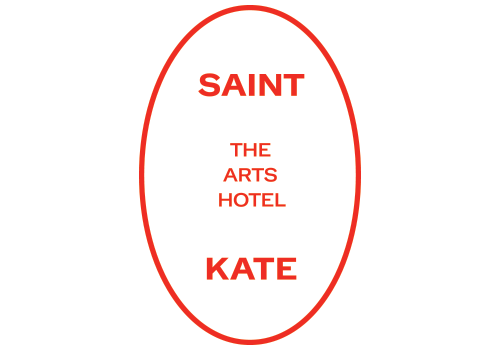 Saint Kate Hotel Logo