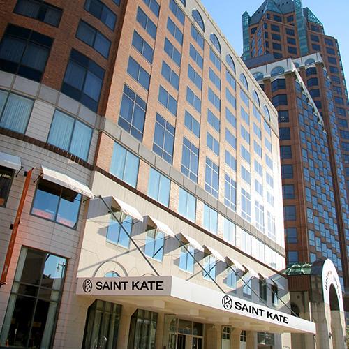 Saint Kate Hotel