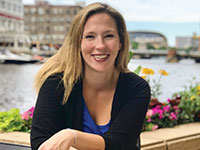 Erin Levzow, VP of Marketing, Marcus Hotels & Resorts