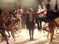 Scene from The Greatest Showman