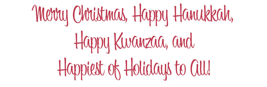 Happy Holiday from Marcus Hotels and Resorts