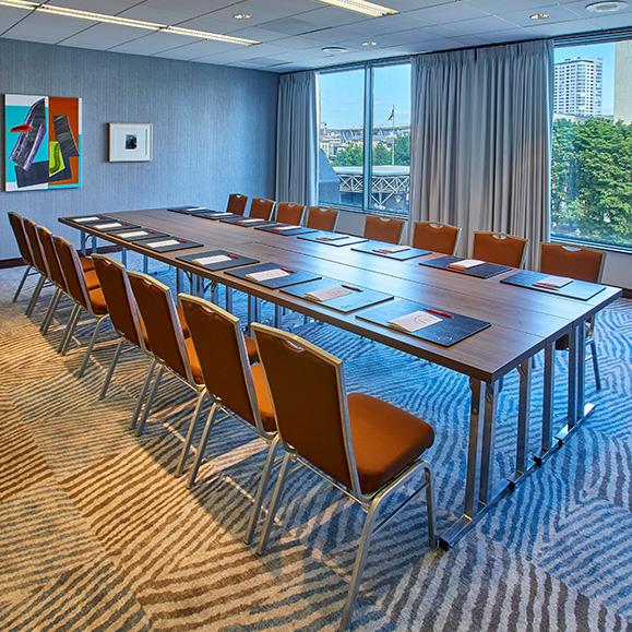 Deep Image Meeting Room Set Up