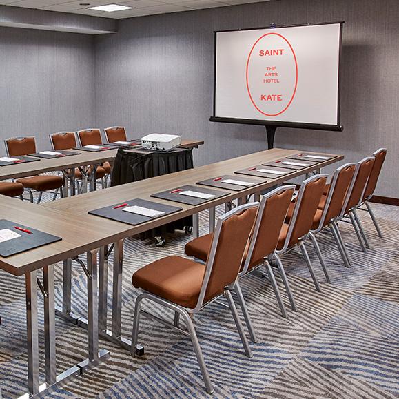 Method Meeting Room Set Up