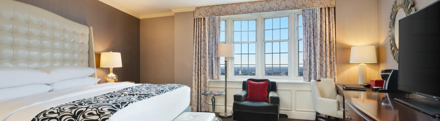Pfister Guest Room - Wedding Accommodations
