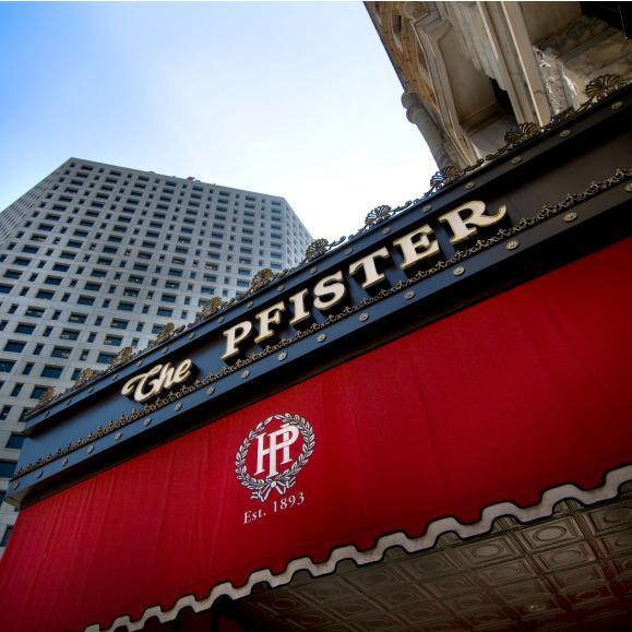 Pfister Hotel Exterior