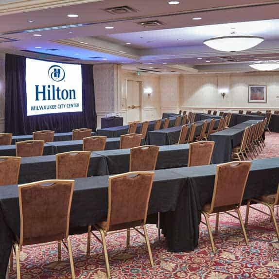 Wright Classroom at Hilton Milwaukee