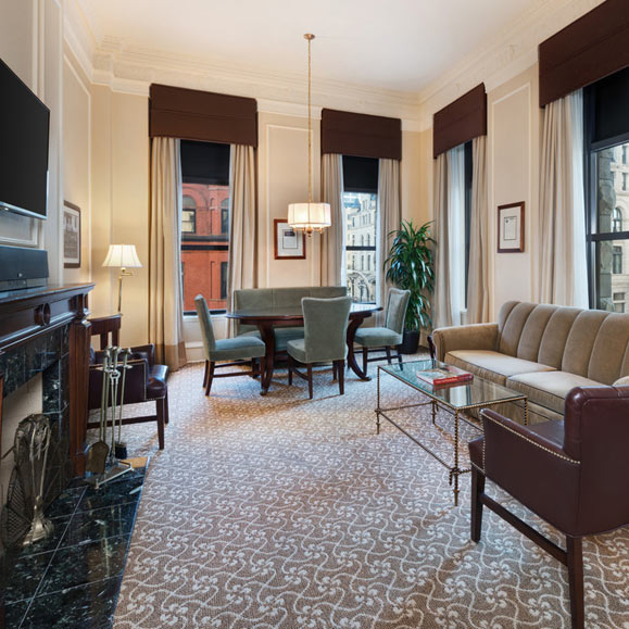 Pfister Governor's Suite