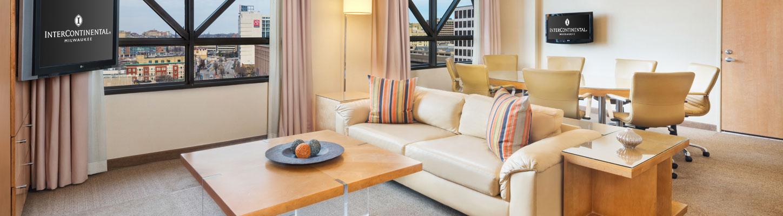 Intercontinental Milwaukee Accommodations