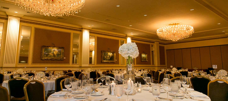 Pfister Hotel Ballroom