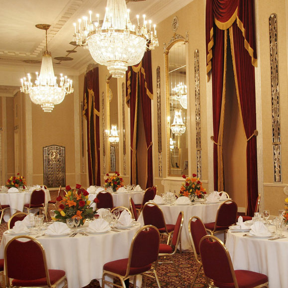 Hilton Crystal Ballroom
