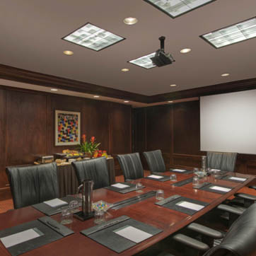 Meeting Spaces - Boardroom
