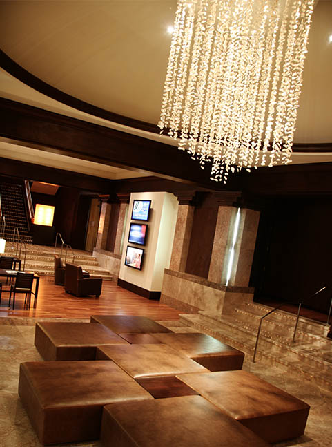 InterContinental Milwaukee Lobby