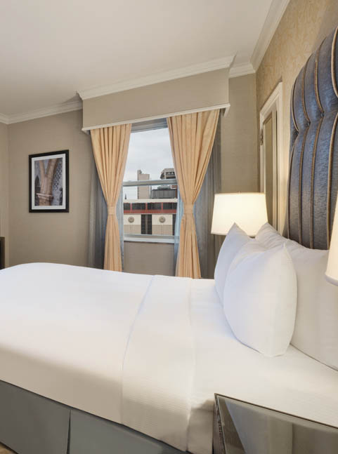 Hilton Milwaukee Accommodations