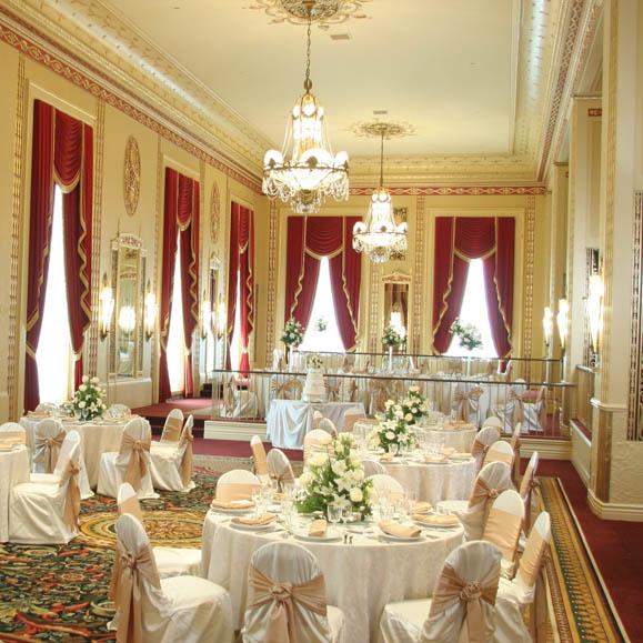 Hilton Milwaukee Empire Room