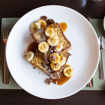 intercontinental breakfast