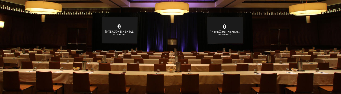 Intercontinental Milwaukee Meeting Spaces