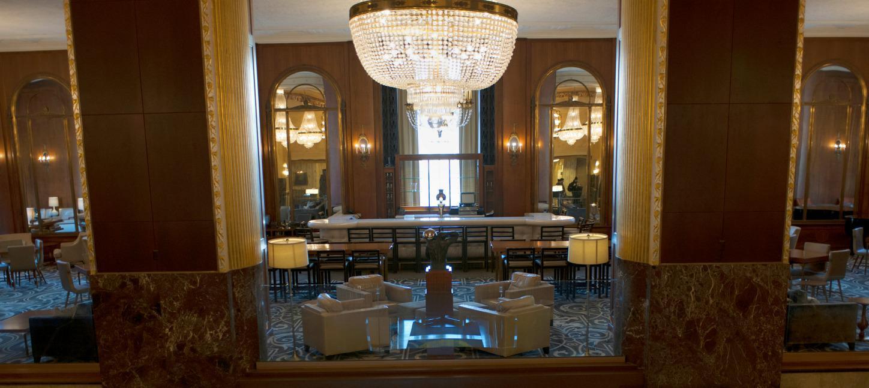 Monarch Lounge in Hilton Milwaukee