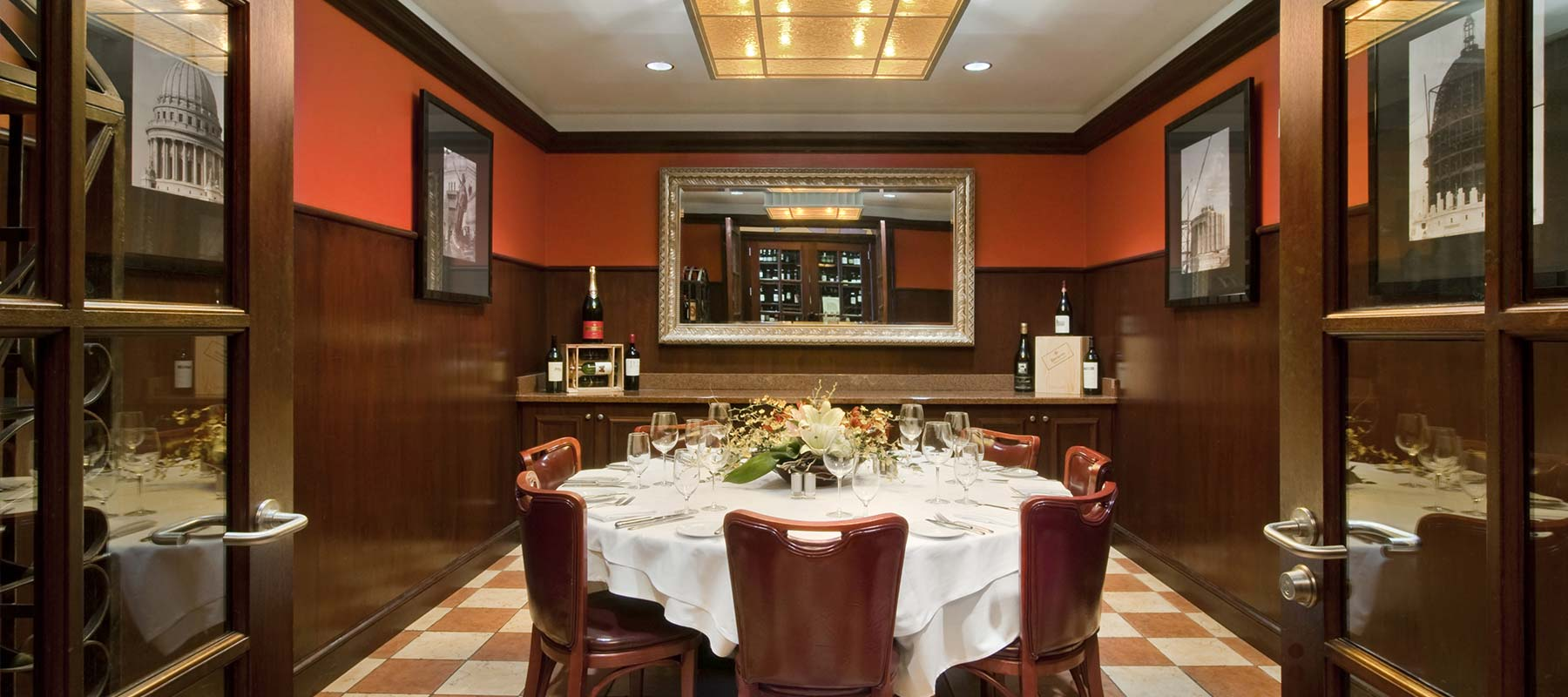 Capitol ChopHouse Private Dining - Madison, WI