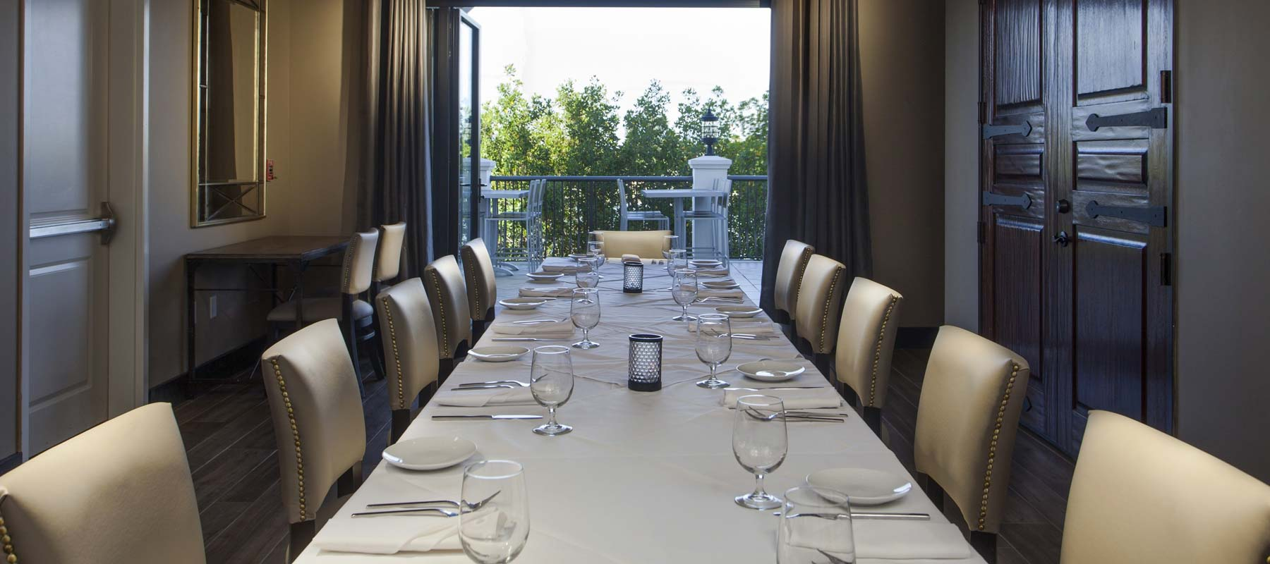 Castile Private Dining - St. Pete Beach