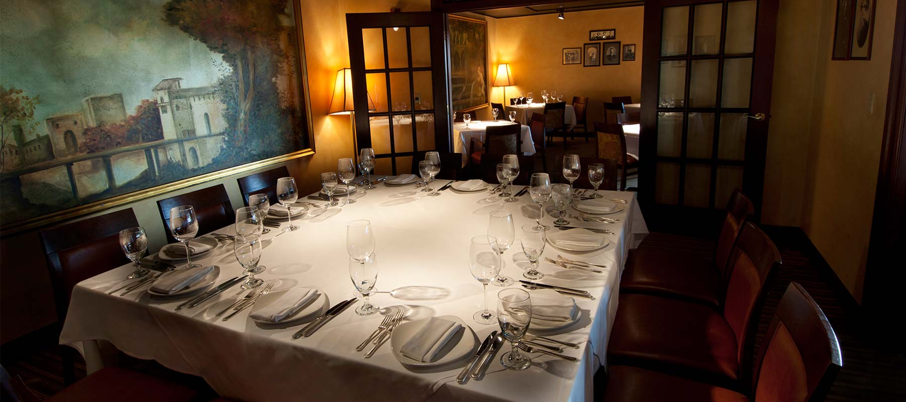 Ristorante Brissago Private Dining - Lake Geneva, WI