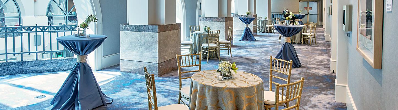Wedding Cocktail Room